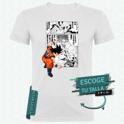 Camiseta: Dragon Ball Manga