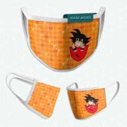 Mascarilla: Goku bolsillo (Dragon Ball)