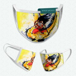 Mascarilla: Goku y Kinton (Dragon Ball)