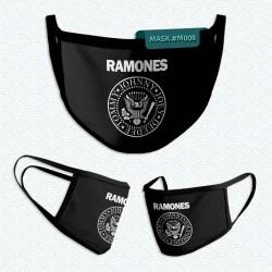 Mascarilla: Ramones