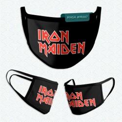 Mascarilla: Iron Maiden