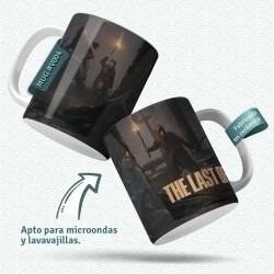 Taza: The last of us