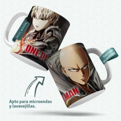 Taza: One Punch Man