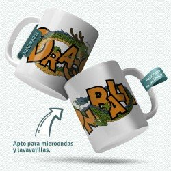 Taza: Dragon Ball