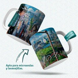 Taza: Your name