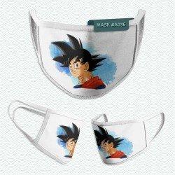 Mascarilla: Goku (Dragon Ball)