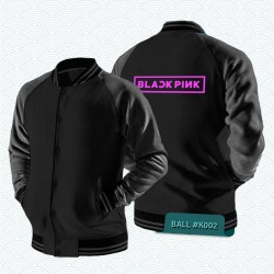 Chaqueta: Black Pink