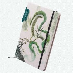 Libreta: Haku (El viaje de Chihiro by Ion Ander Art)