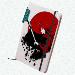 Libreta: Kenshin ( Rurouni Kenshin by El mon de la Goka)