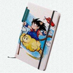 Libreta: Goku Bros