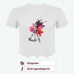 Camiseta: Akali (League of Leagends - @ItzAguado)