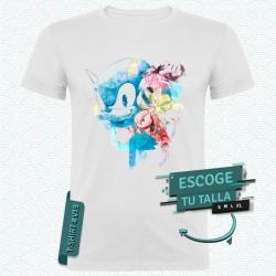 Camiseta: Sonic