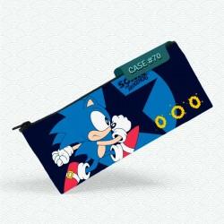 Estuche: Sonic the hedgehog (Modelo 02)