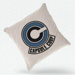 Cojín grande: Capsule corp