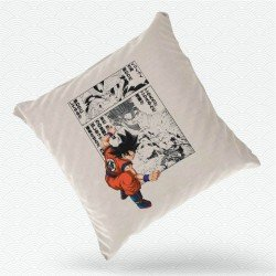 Cojín grande: Goku Manga...