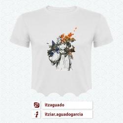 Camiseta: Shoyo Hinata de Haikyu!! (@ItzAguado)