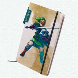 Libreta: The Legend of Zelda (Modelo 02)
