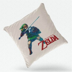 Cojín grande: The legend of Zelda (Modelo 02)