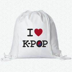 Mochila I love Kpop