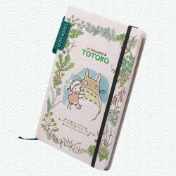 Libreta: Totoro y Mei Kusakabe (Studio Ghibli)