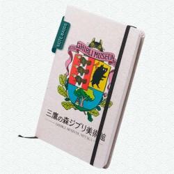 Libreta: Museo Mitaka (Studio Ghibli)