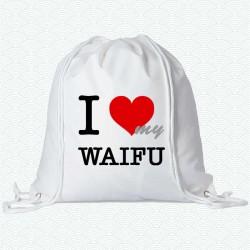 Mochila I love my Waifu