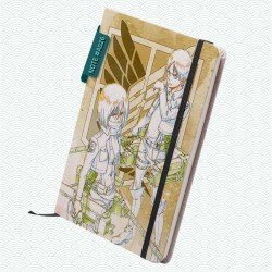 Libreta: Shingeki no kyojin (Modelo 03)