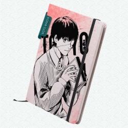 Libreta: Ken Kaneki 02 (Tokyo Ghoul)
