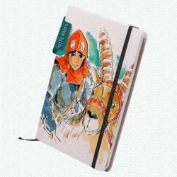 Libreta: Ashitaka 01 (La Princesa Mononoke)