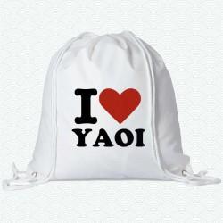 Mochila I love Yaoi