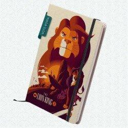 Libreta: El Rey León