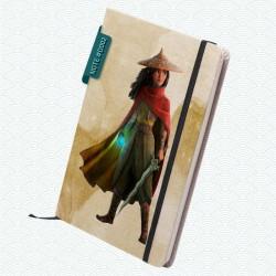 Libreta: Raya y el último dragón