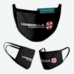 Mascarilla: Umbrella...