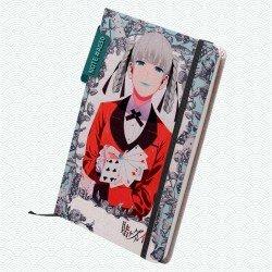 Libreta: Kirari Momobami (Kakegurui)