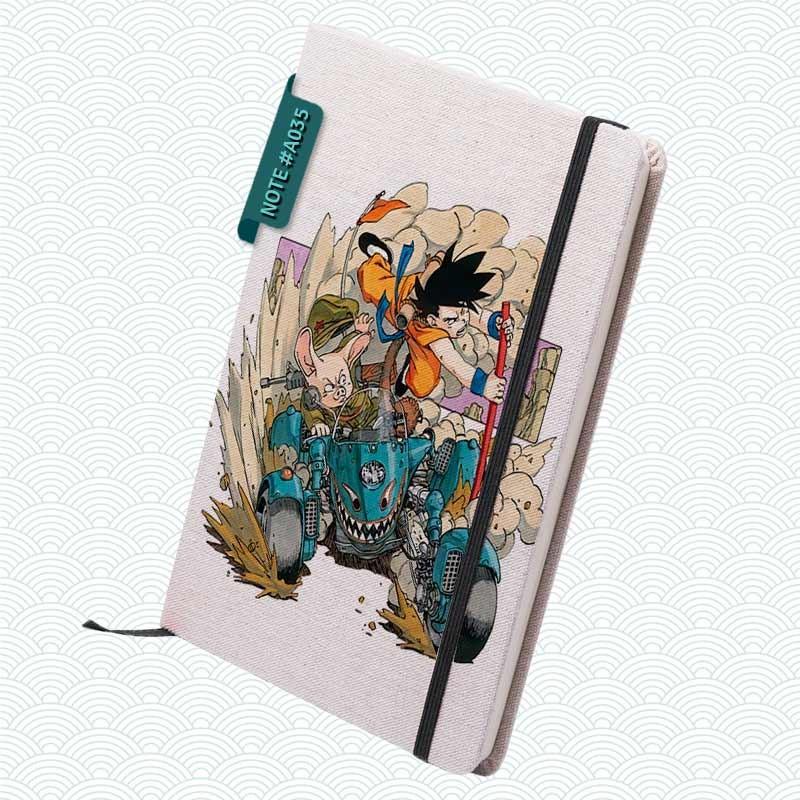 Libreta: Tomo 11 by Masashi Kishimoto (Dragon Ball)
