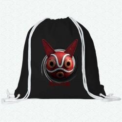 Mochila de la máscara de la Princesa Mononoke