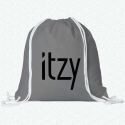 Mochila con el logotipo del grupo k-pop Itzy