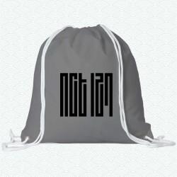Mochila con el logotipo del grupo k-pop NCT 127