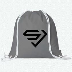 Mochila con el logotipo del grupo k-pop Super Junior