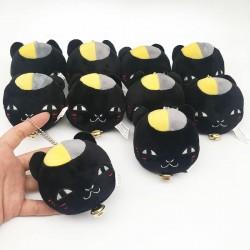 Peluche del gato negro (Natsume Yūjin-Chō)