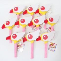Peluche de bastón del Sello (Card Captor Sakura)