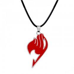 Collar: Fairy Tail (logotipo rojo)