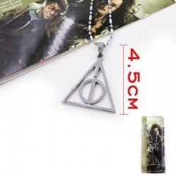 Collar: Símbolo de las Reliquias de la muerte (Harry Potter)