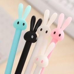 Bolígrafo de gel de Conejos
