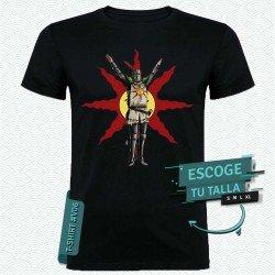 Camiseta de Solaire of Astora (Dark Souls)