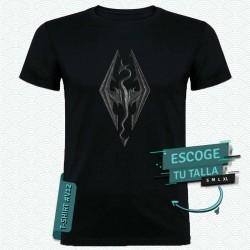 Camiseta de Skyrim