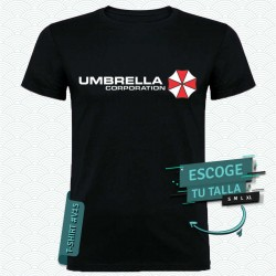 Camiseta de Umbrella Corporation (Resident Evil)