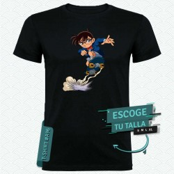 Camiseta de Detective Conan (Modelo 01)