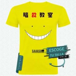 Camiseta de Koro (Assassination Classroom) Modelo 01