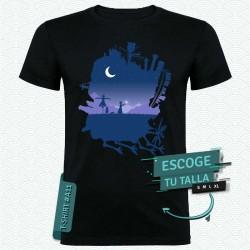 Camiseta de El castillo ambulante